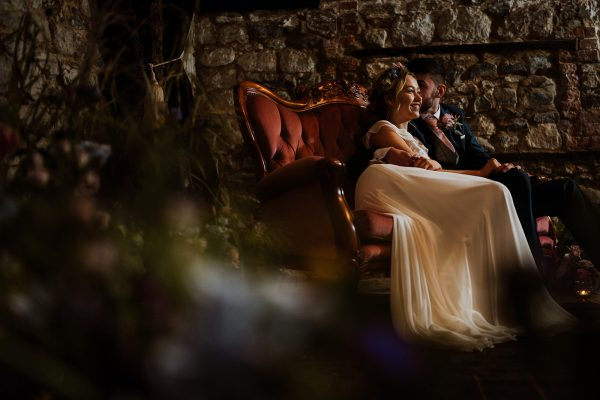 Time to relax at Great Comp Gardens by Nicola Dawson Photography