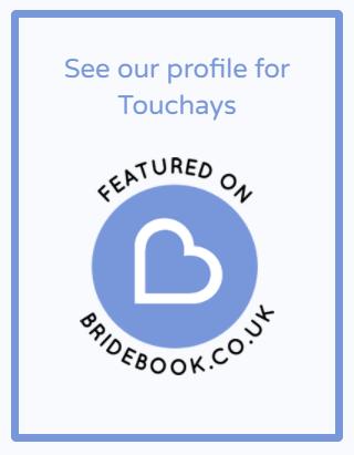 Touchays Featured on Bridebook