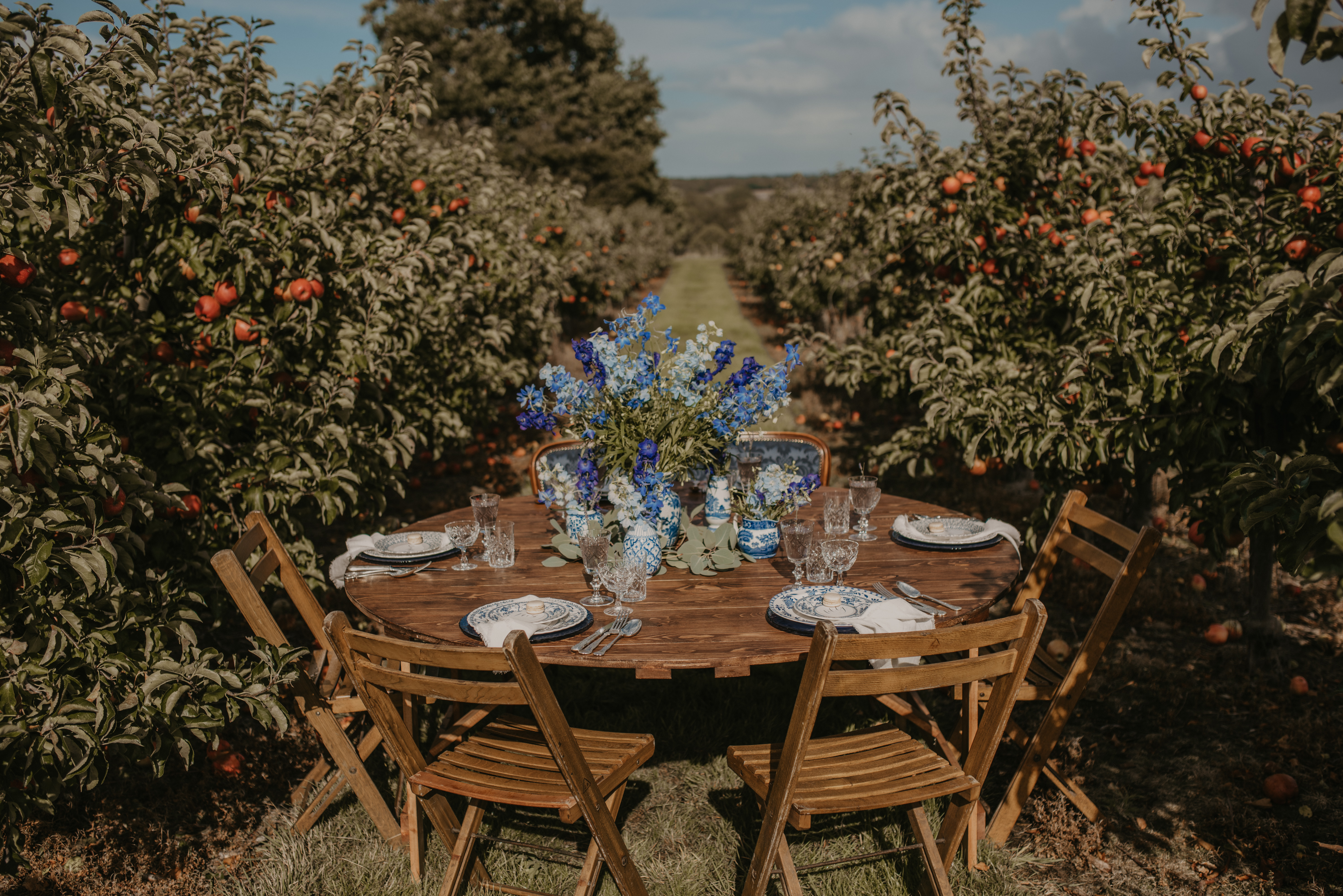 Your Wedding Breakfast at The Cherry Barn Pierra G Photography