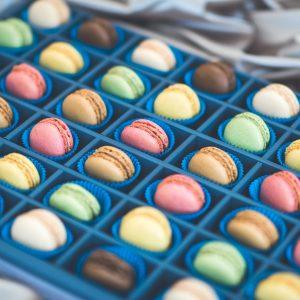 Fleur Challis Photography Macarons