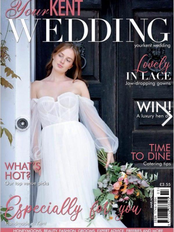 Your Kent Wedding March April 21