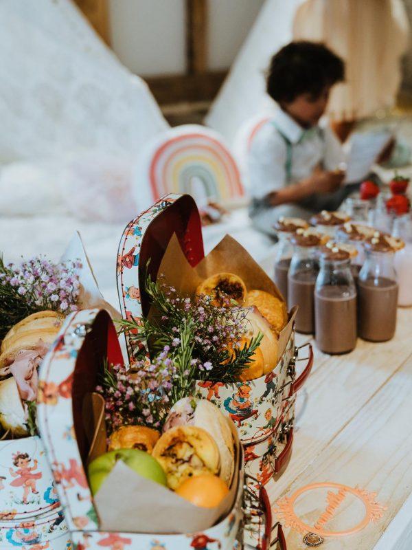 Luxury Modern Woodland Wedding