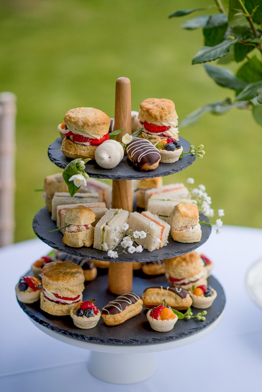 Touchays Kentish Classic Afternoon Tea