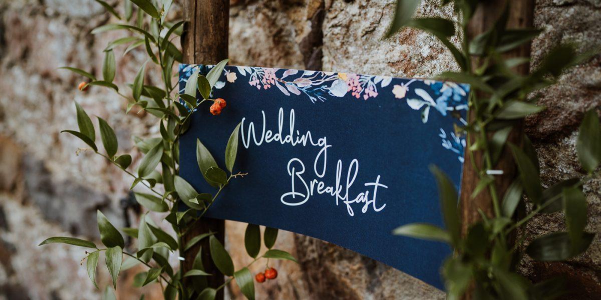 Wedding Buffet Sign Great Comp Kent