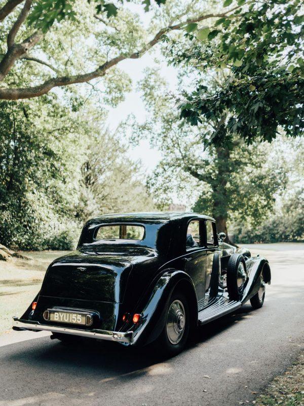 Phantom 11 Rolls Royce at seen in The Crown